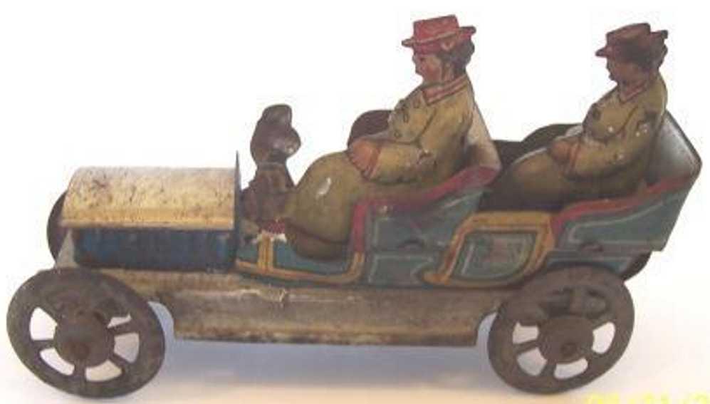 Meier Penny Toy Limousine mit Fahrer und Pasagier