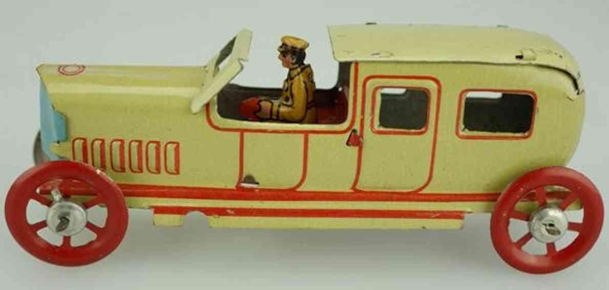 Meier Penny Toy Limousine mit Chauffeur