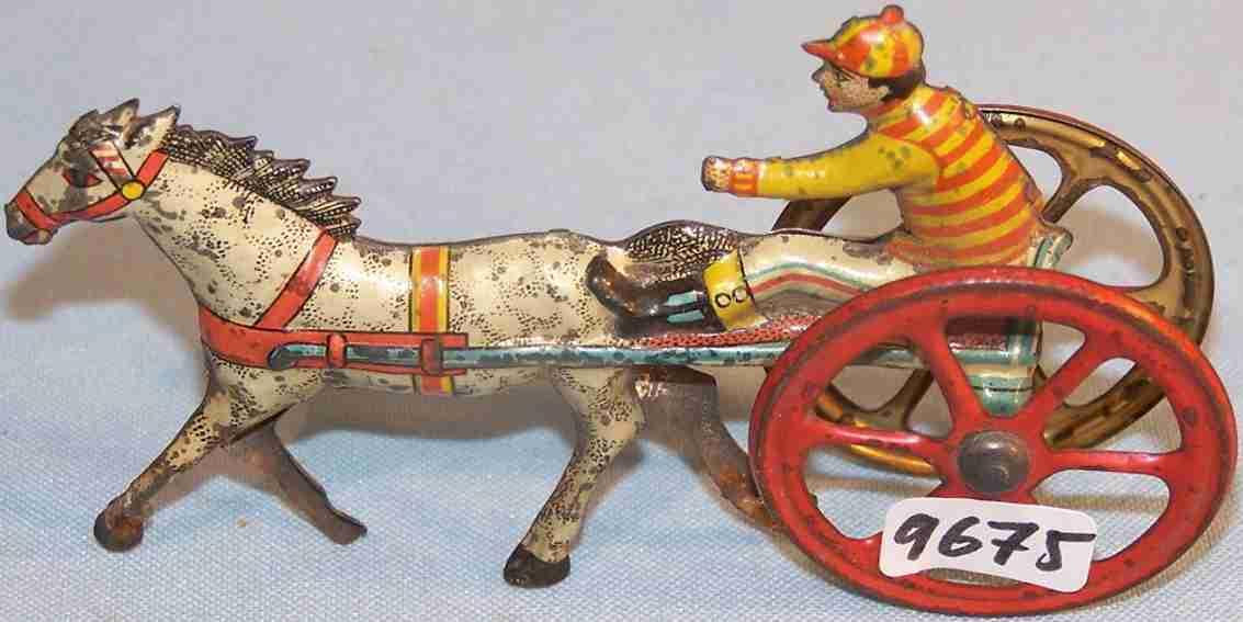 meier blech penny toy jockey trabrennjockey