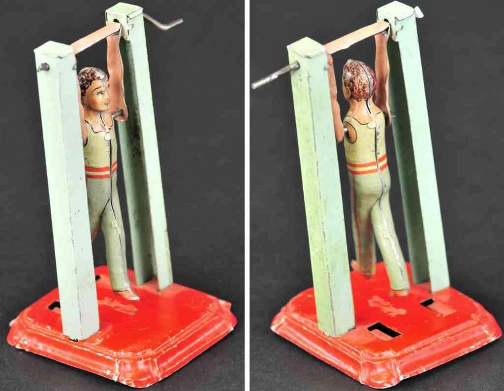 meier blech penny toy akrobat turner am reck