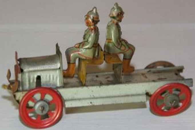 meier militaer penny toy auto mit 2 soldaten