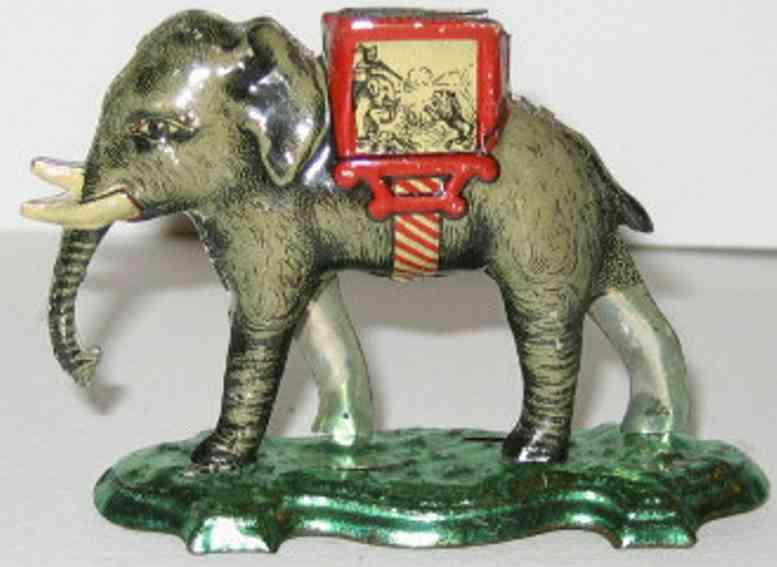 Meier Penny Toy Elephan