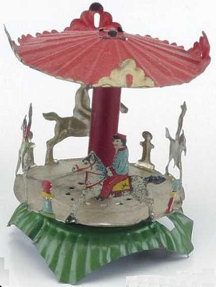 meier penny toy karussell vier pferde jungen maedchen