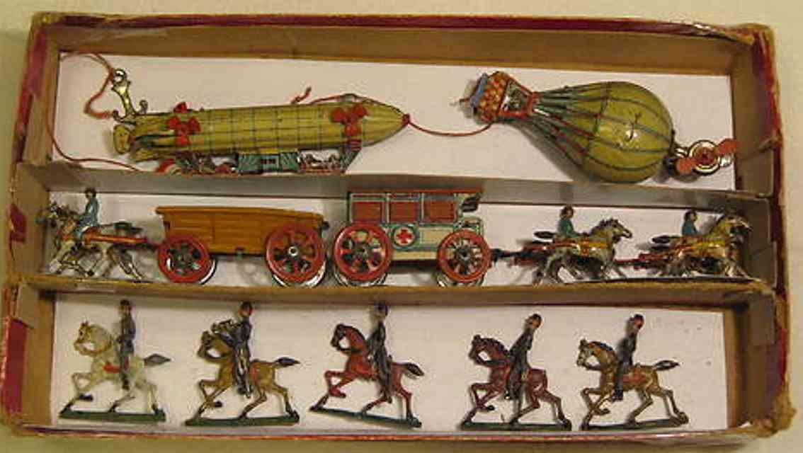 Meier Penny Toy Set PARC AEROSTATIQUE