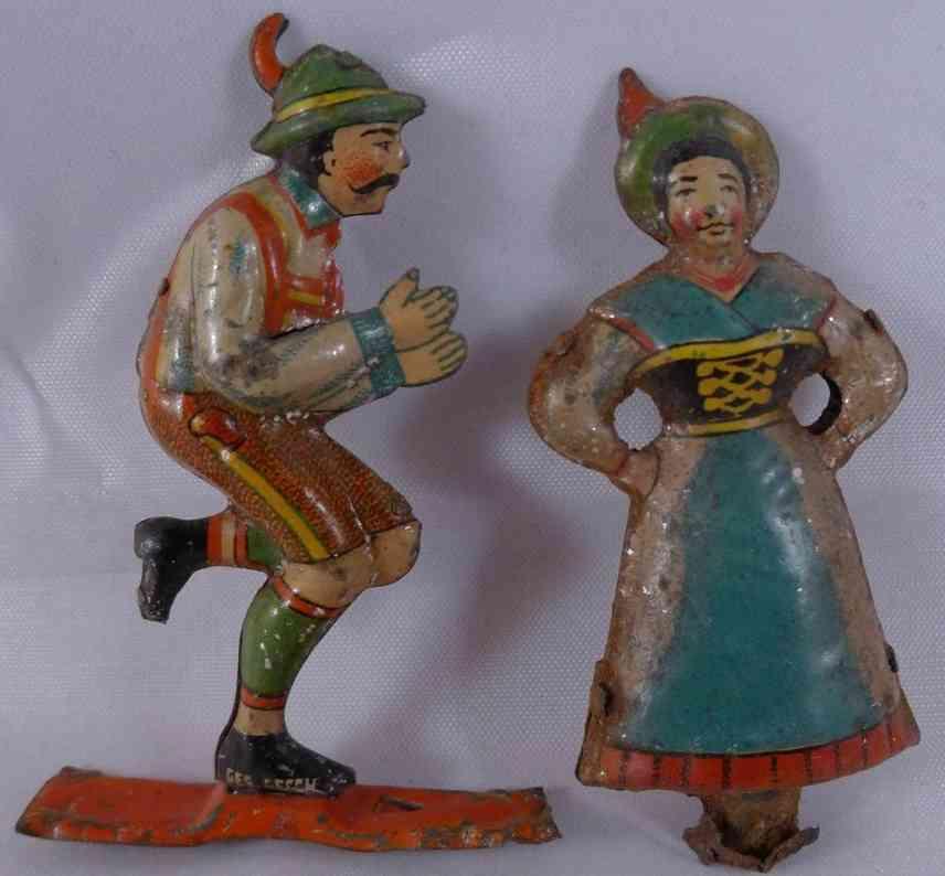 Meier Penny Toy Tiroler Mann und Frau