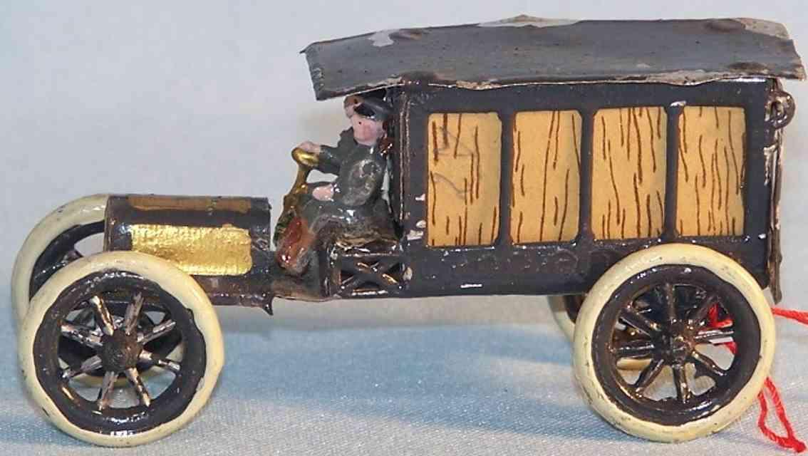Plank Ernst Penny Toy Transportwagen