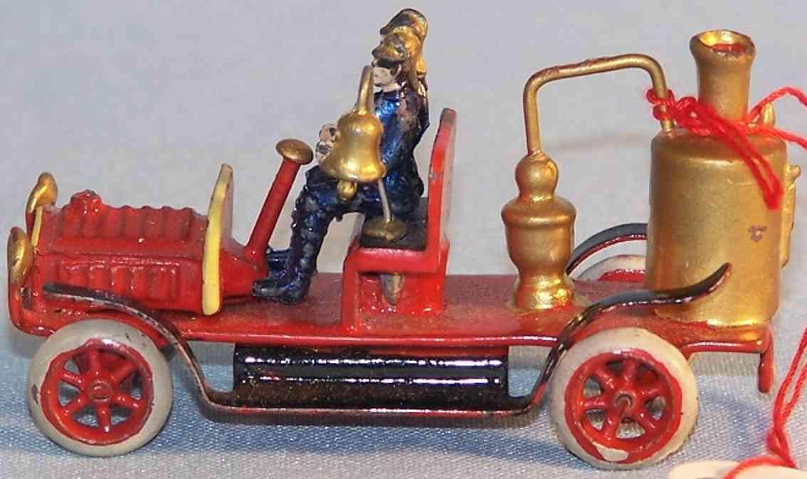Plank Ernst Penny Toy Feuerwehrkesselwagen