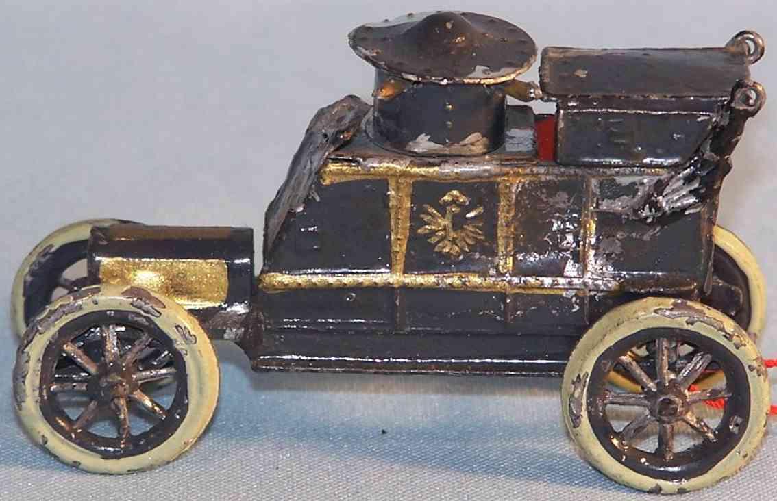 Plank Ernst Penny Toy Geschützwagen