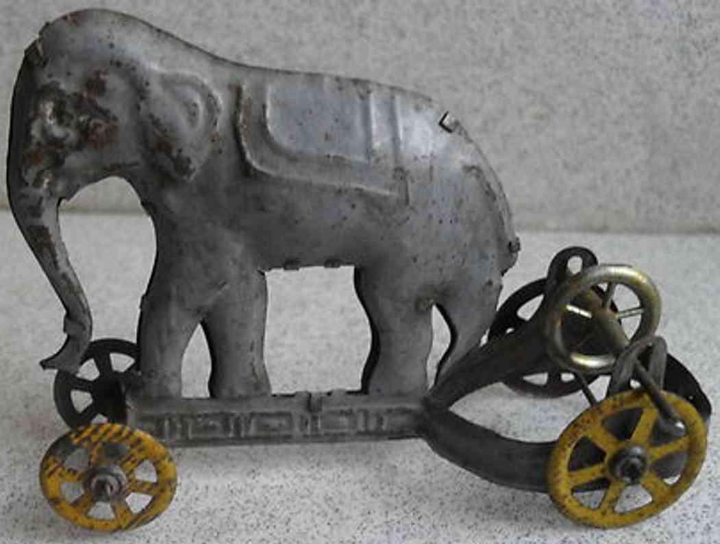 rossignol 892 penny toy elefant schwungradantrieb
