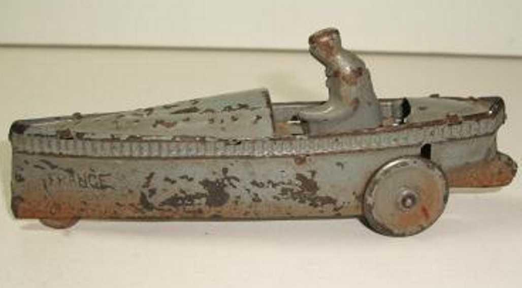 rossignol penny toy boat helmsman france
