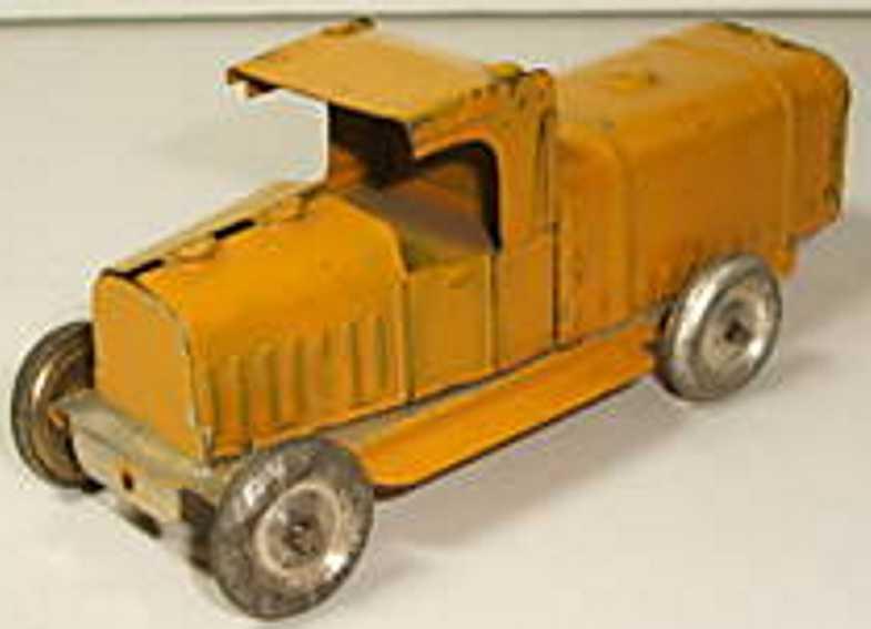 rossignol penny toy lkw-lieferwagen