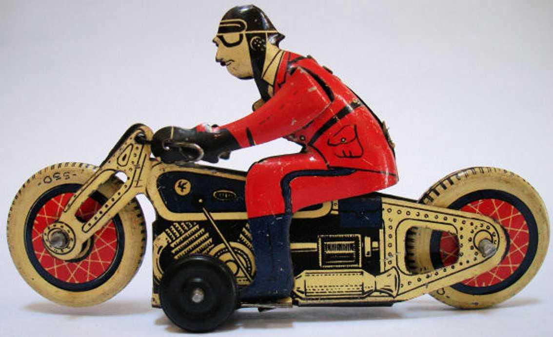 SFA Penny Toy Motorradfahrer