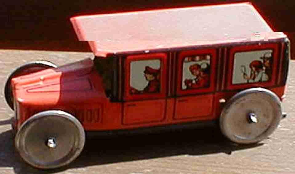 Technofix 181/1 Penny Toy Taxi