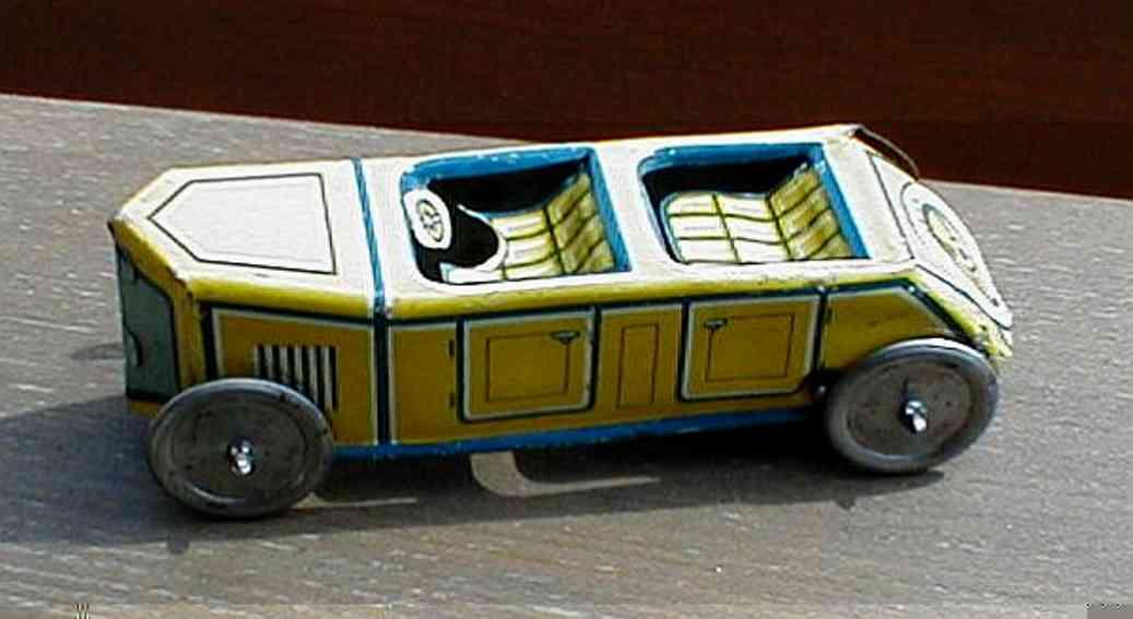 Technofix 185 Penny Toy Rennwagen