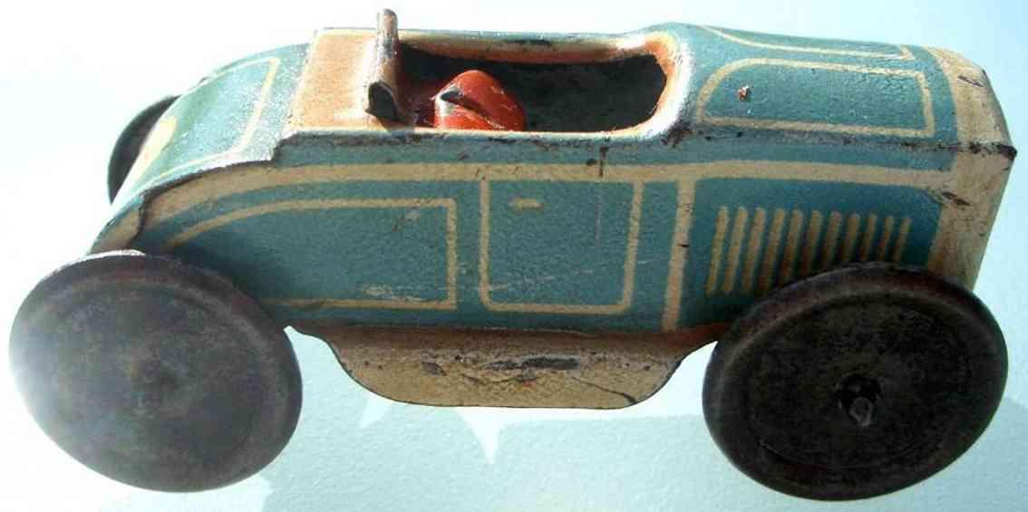 technofix 203 (203b) penny toy auto für die stufenbahn 203 oder 203 b