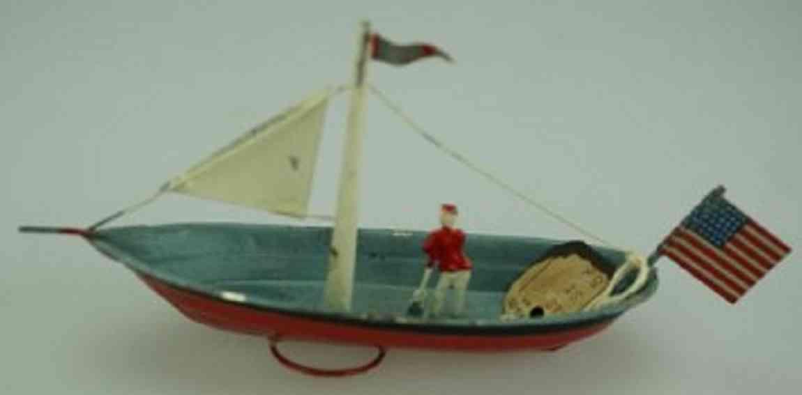 issmayer penny toy  boat