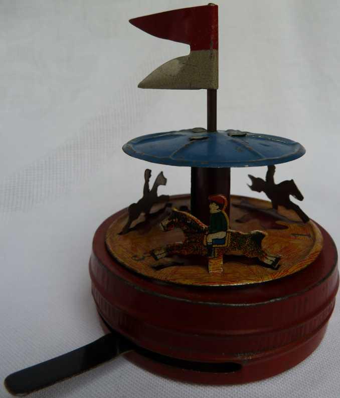 penny toy karussell mit 3 reitern distler