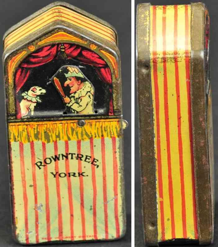blech penny toy kasperl und gretel suessigkeitenbox
