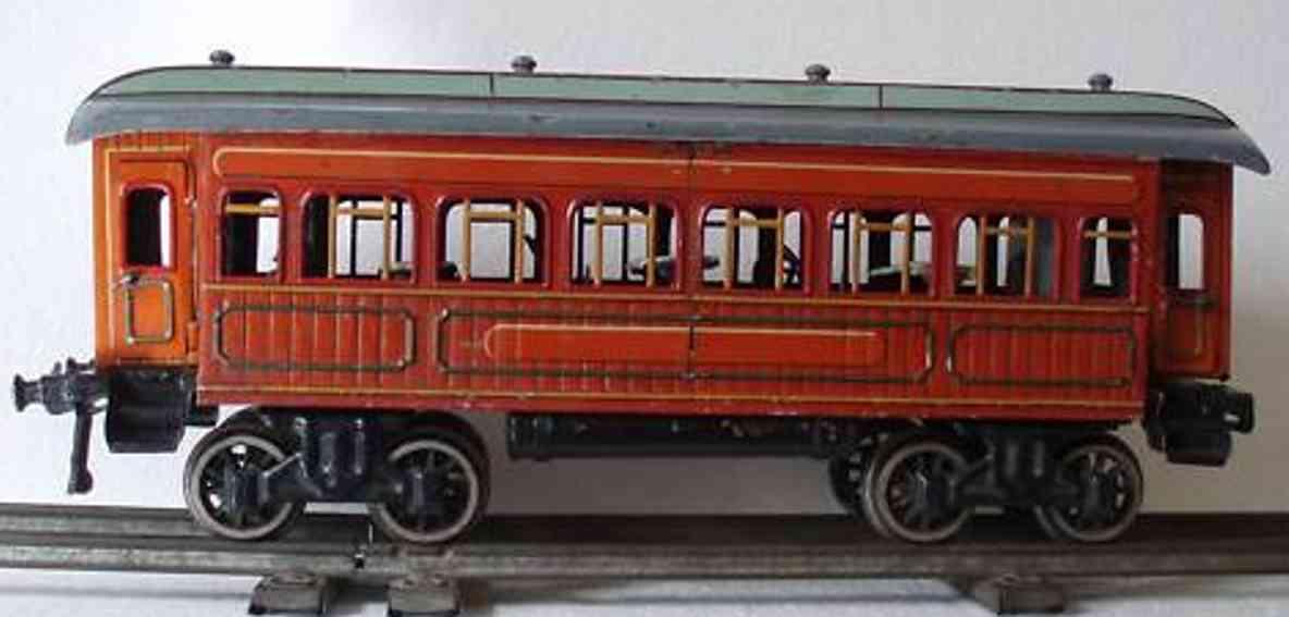 Bing 10/533/1 Personenwagen with interior fitting
