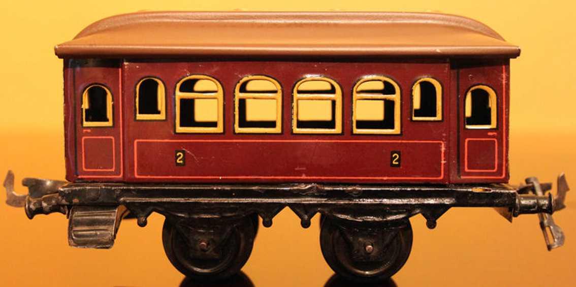 Bing 10/57 Personenwagen