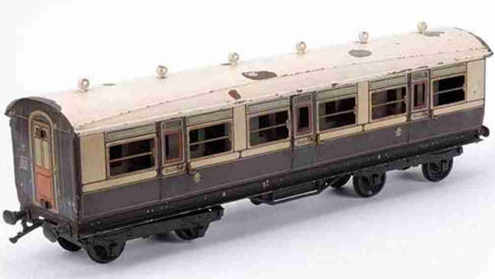 Bing Personenwagen LNWR