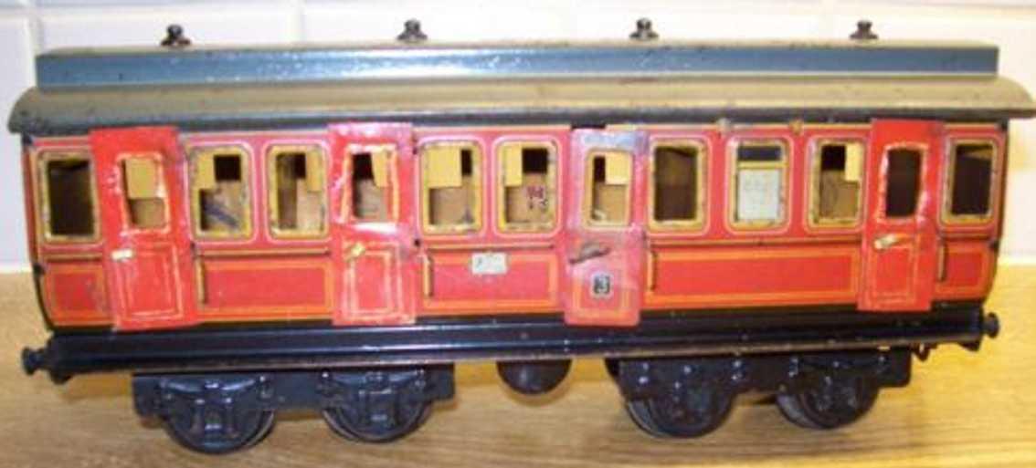 Carette 133/20/35 Personenwagen