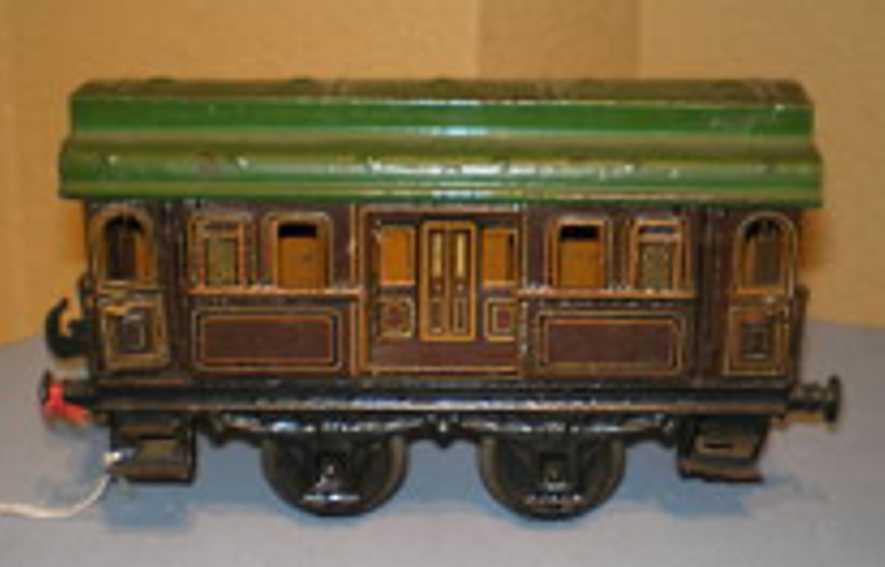 Carette 135/27/48 Gepäckwagen
