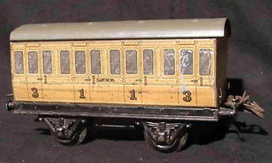 Hornby Personenwagen 3113