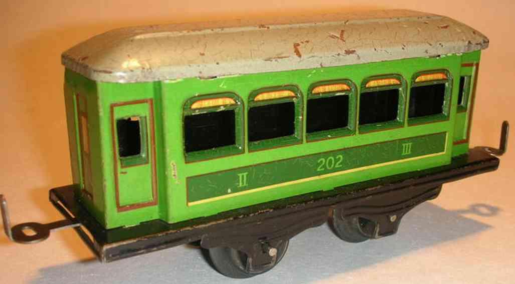 Husch 202 Personenwagen