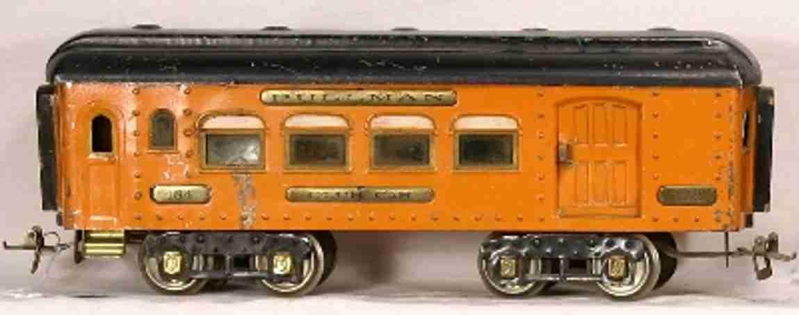 Ives 184 Schlafwagen