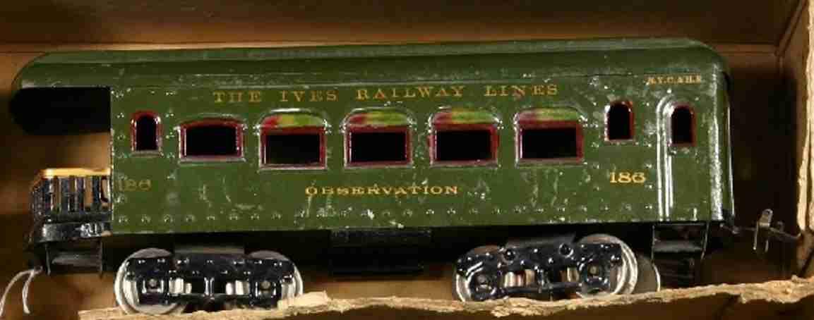 Ives 186 Personenwagen