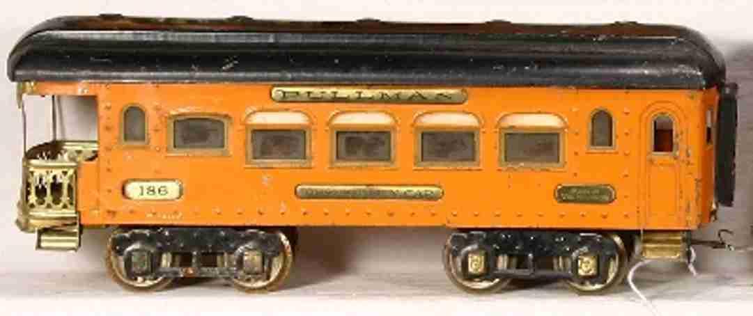 Ives 186 Schlafwagen