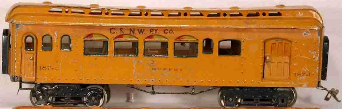 Ives 187 Personenwagen