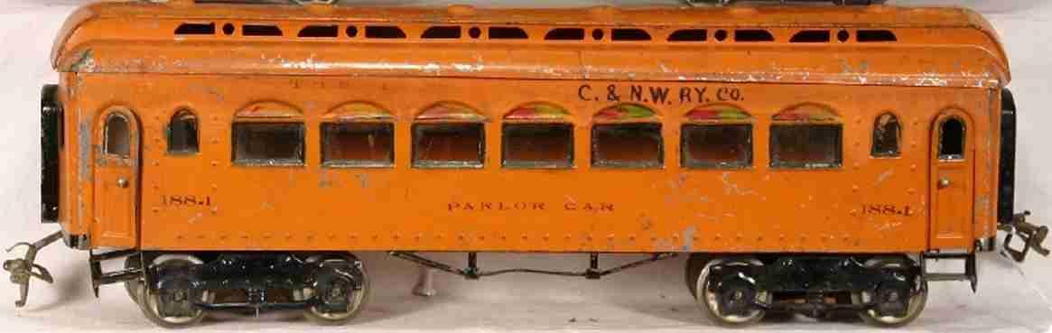 Ives 188  Pesonenwagen
