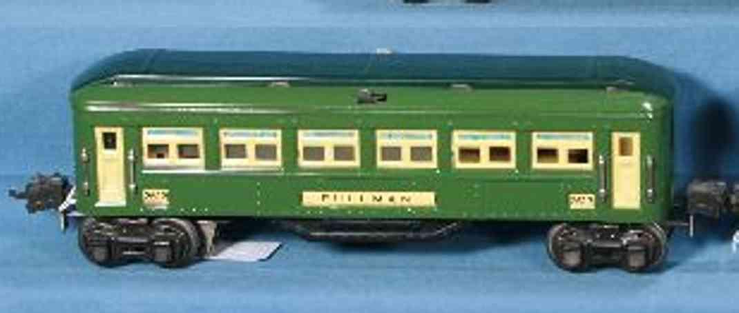 Lionel 2613/II Schlafwagen
