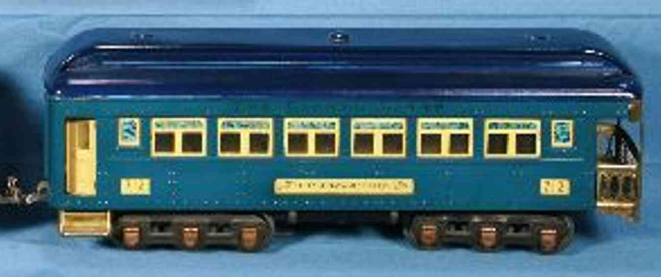 Lionel 712/XV Observation car