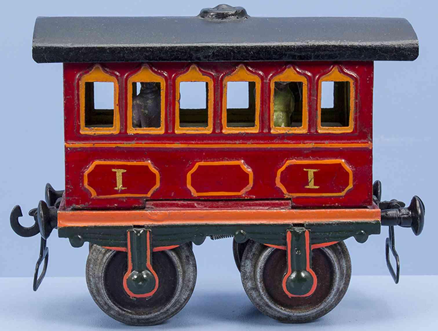 maerklin 1837/0 spielzeug eisenbahn katastrophenwagen spur 0