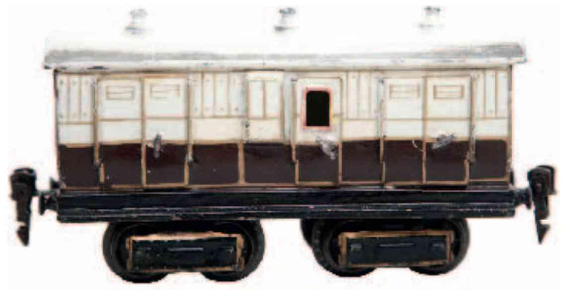 marklin maerklin 1894/0 lnwr railway toy english baggage car gauge 0