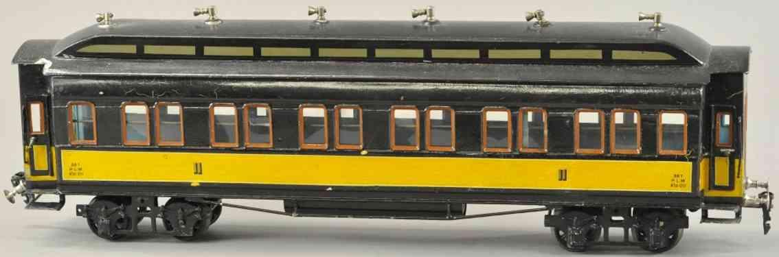 maerklin 1945/0 plm eisenbahn franzoesischer personenwagen spur 1