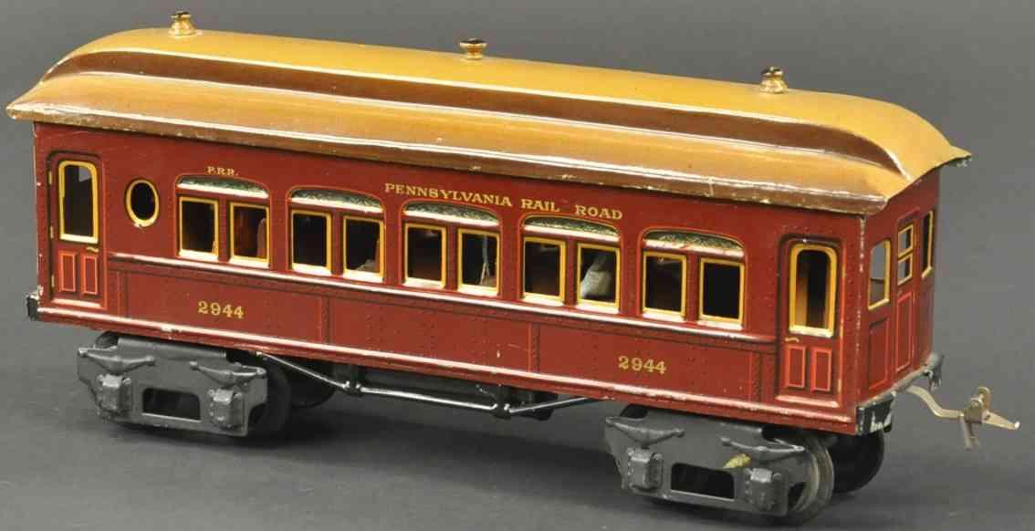 maerklin 2944/1  amerikanischer personenwagen pennsylvania spur 1