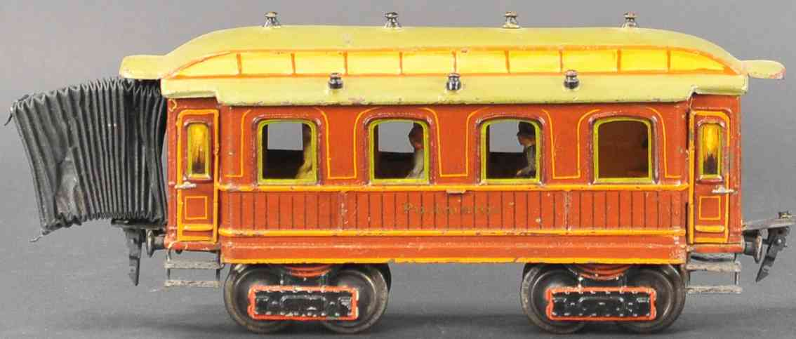 marklin maerklin 2964/1 railway toy american pullman car gauge 1