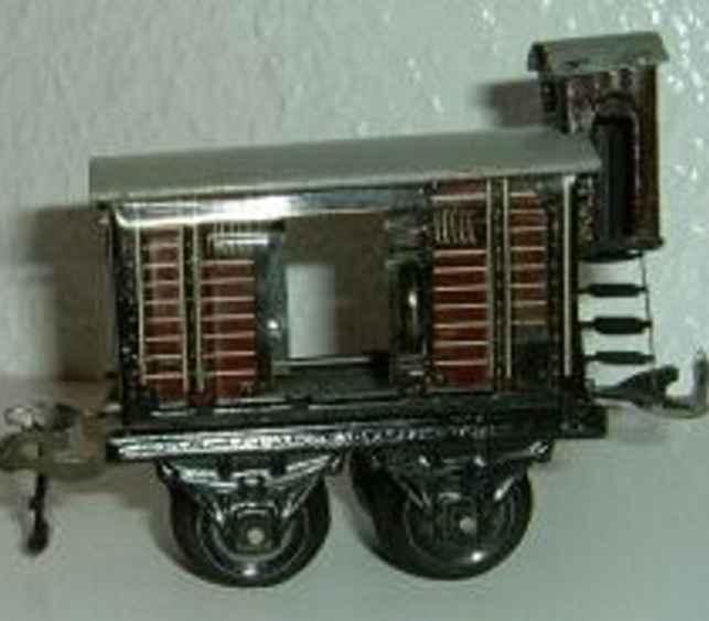 schoenner spielzeug eisenbahn personenwagen spur 1