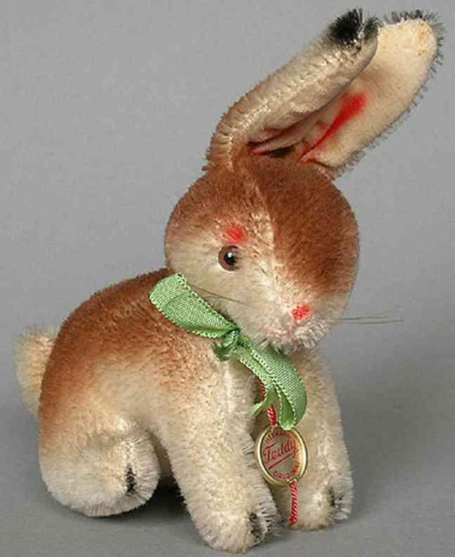 hermann 602/12 rabbit sitting