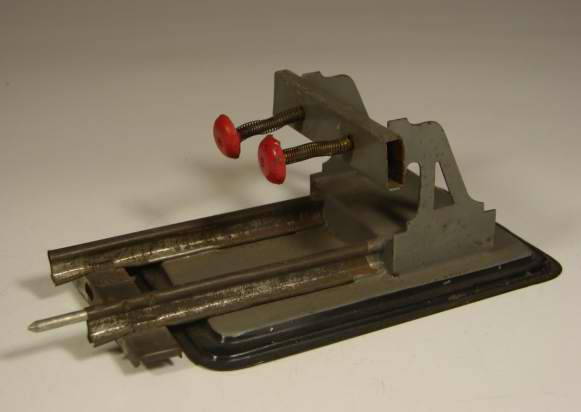karl bub 761/0 railway toy bumper bumping post iron