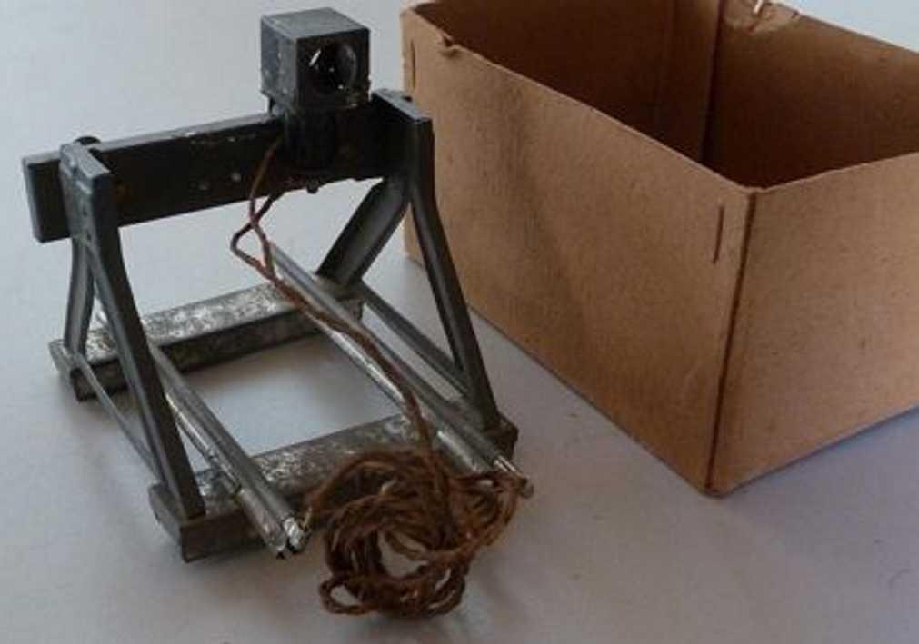 maerklin 12199/1 spielzeug eisenbahn einfacher prellbock mit federnden puffern spur 1