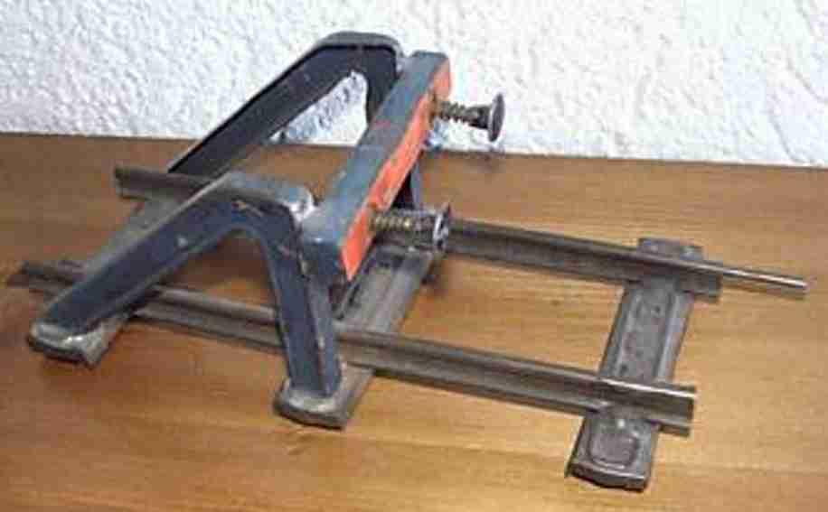 maerklin 2200/1 spielzeug eisenbahn prellbock spur 1