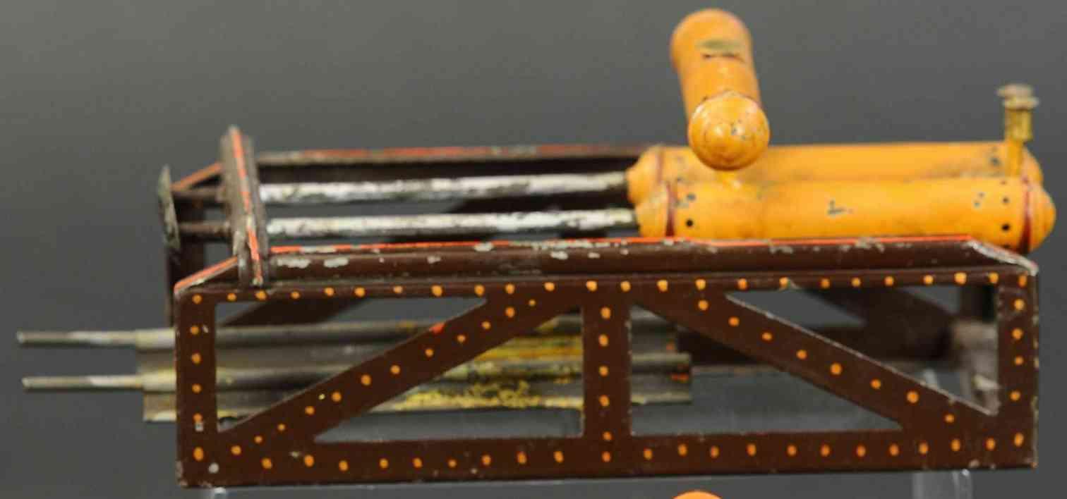 maerklin 2203/0 spielzeug eisenbahn prellbock pneumatischer prellbock spur 0