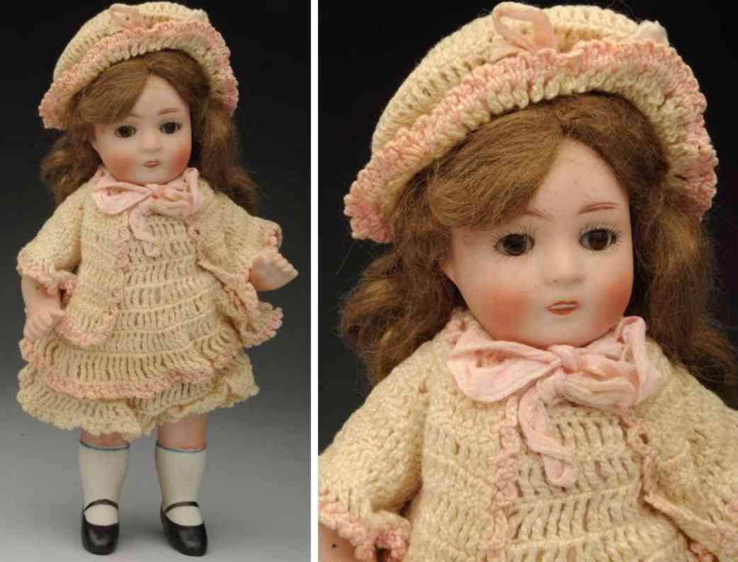 alt beck & gottschalck 83 125 all-bisque doll