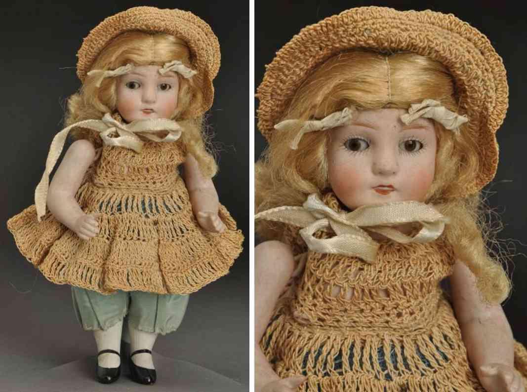alt beck & gottschalck 83 150 all-bisque doll