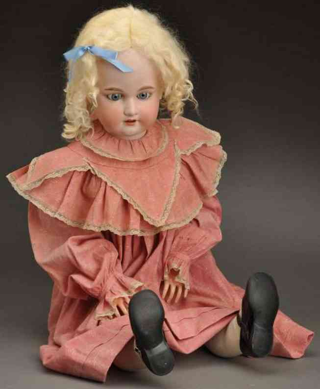 marseille armand a16m bisque socket head child doll